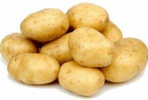 Фасованный картофель